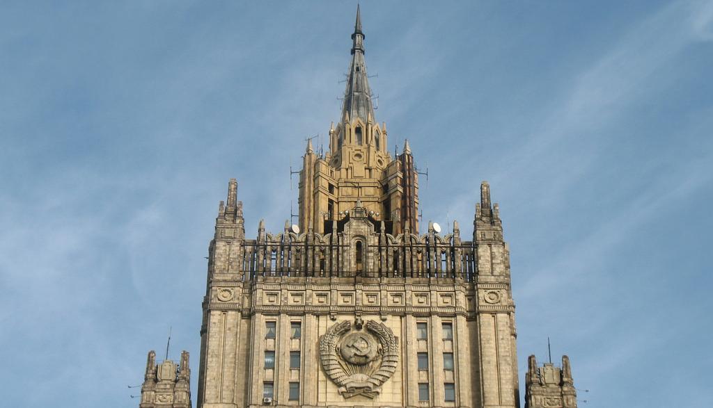 Russisches Außenministerium verabschiedet Gegensanktionen