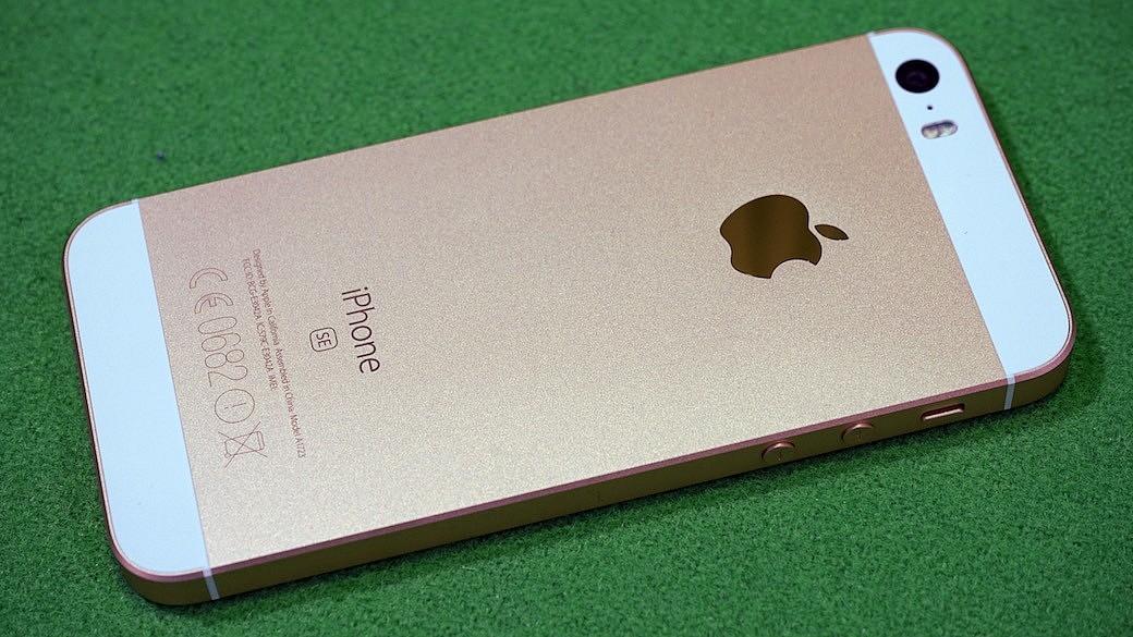 iPhone SE von Apple ist das beliebteste Smartphone in Russland