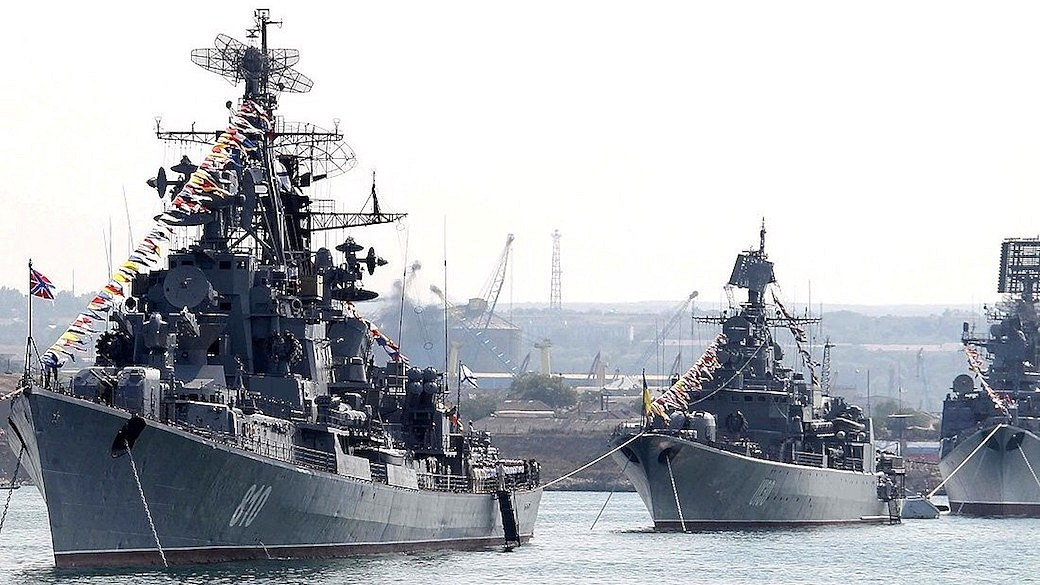Russland: Wladimir Putin justiert Marinepolitik