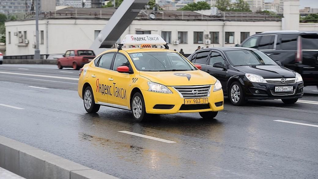 Taxi nirgendwo so billig wie in Moskau