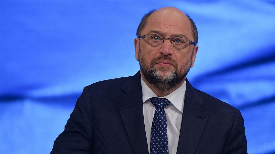 Martin Schulz geht auf Distanz zu Gerhard Schröder