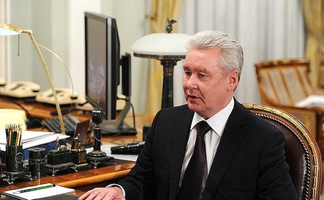 Sergei Sobjanin