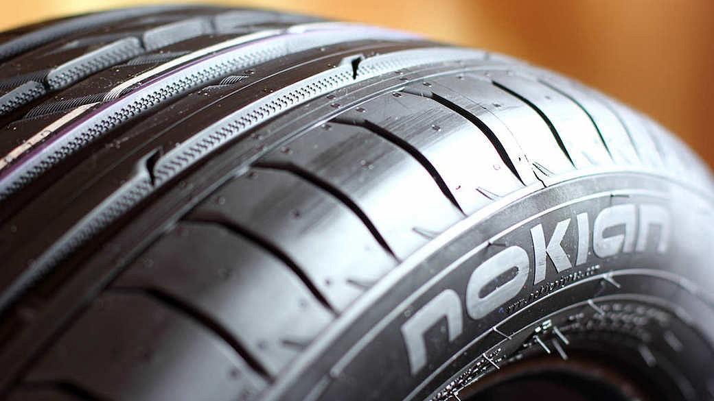 Russlandgeschäft von Nokian Tyres