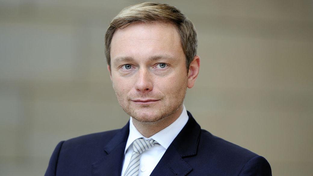 Christian Lindner, Nordrhein-Westfälischer Politiker (FDP) und Abgeordneter des Landtags Nordrhein-Westfalen.
