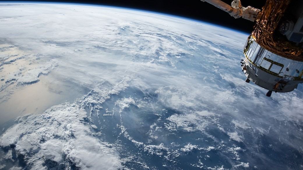 NASA-Bild aus dem Weltall