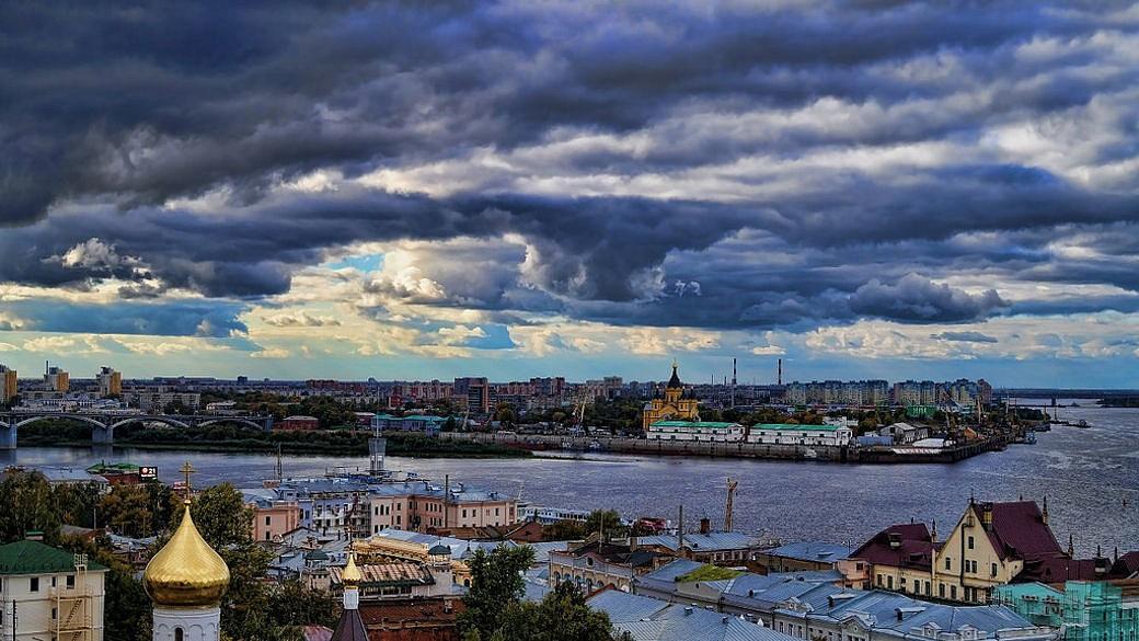 Uhrzeit Nischni Nowgorod