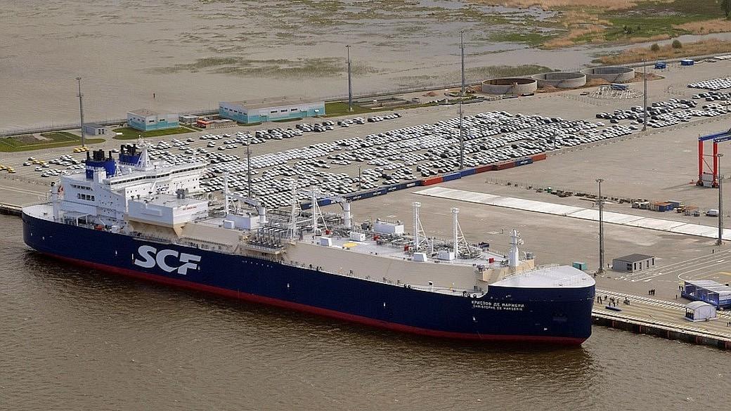 Russische Reederei Sowkomflot
