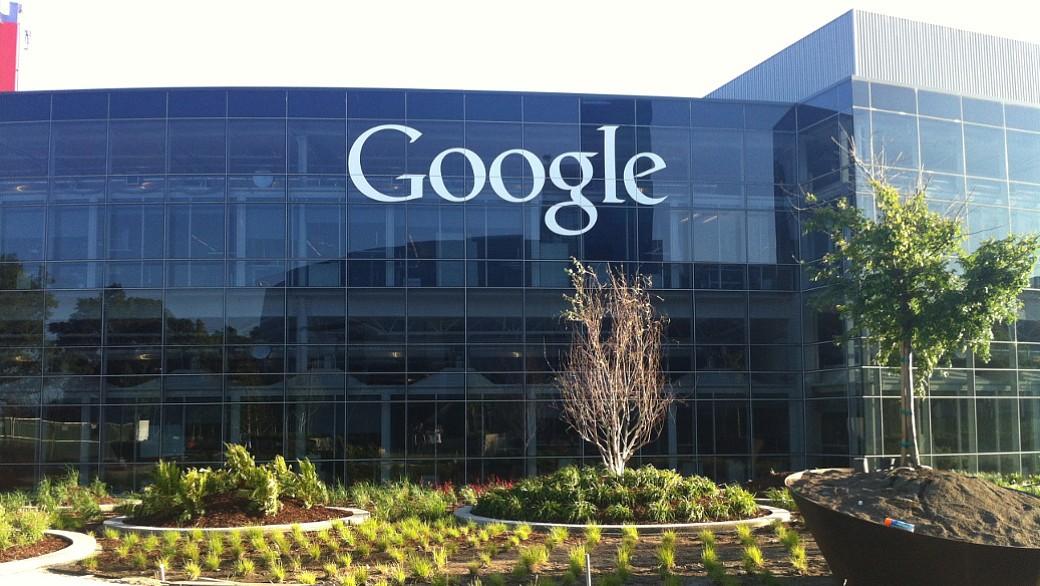 Google Mountain View California
