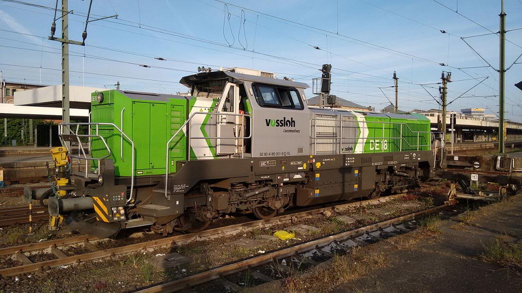 Vossloh Lokomotive