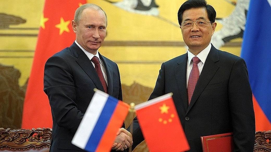 Russland und China kooperieren bei Seidenstraße-Projekten
