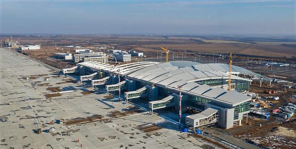 Platow Flughafen