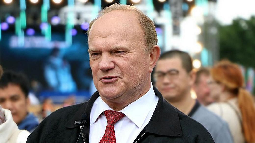 Genadij Sjuganow