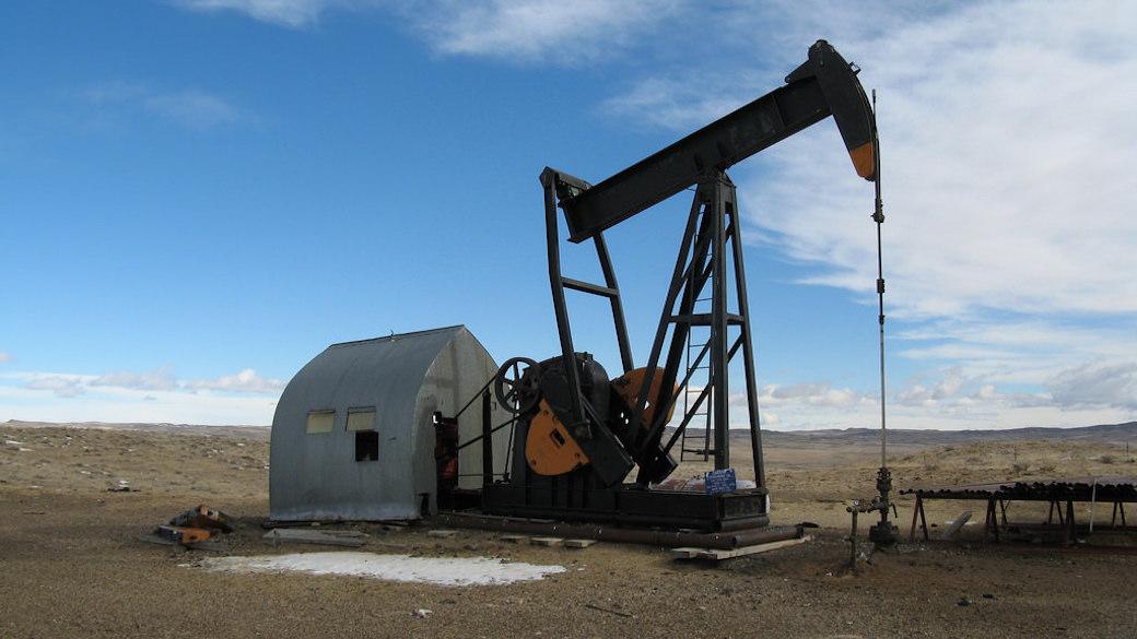 Ölbohrungen