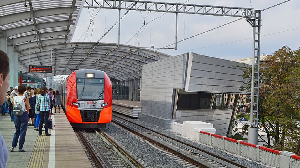 Station Luschniki