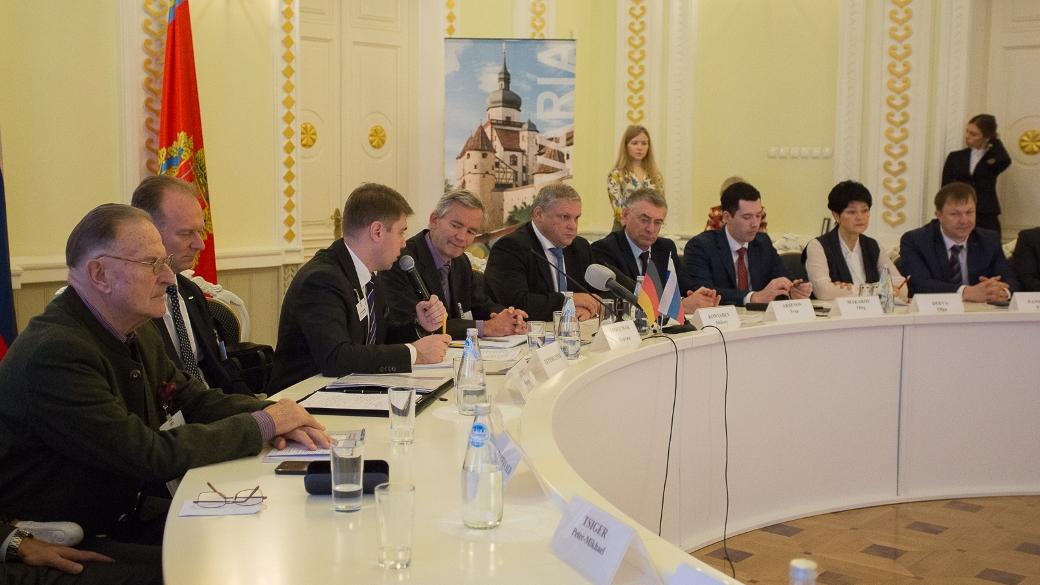 Delegation in Wladimir