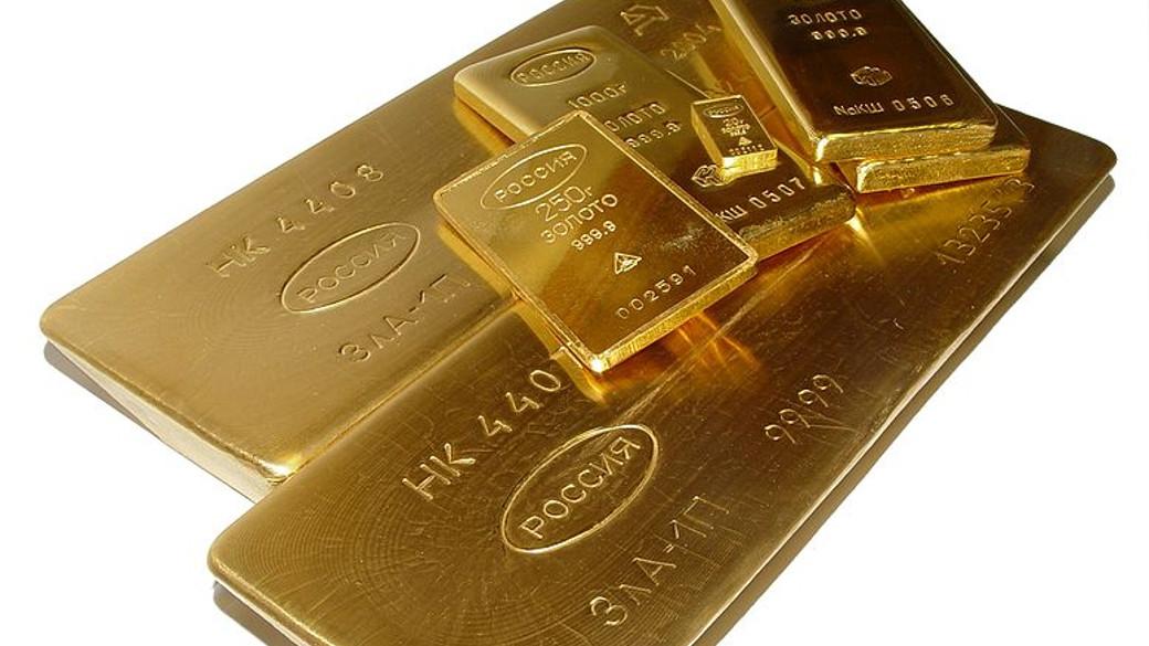 Russisches Gold
