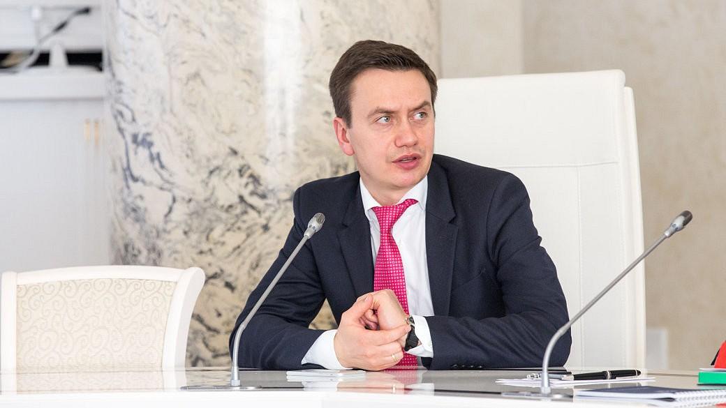 Denis Zhuravskiy; Russischer Verband der Industrieparks (AIP)