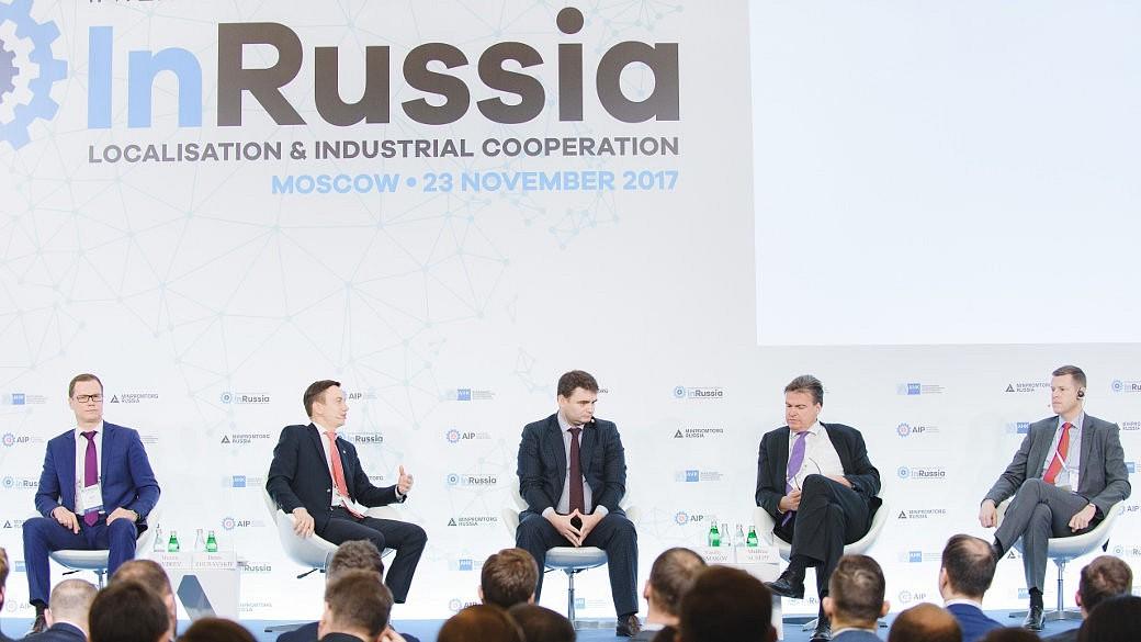 InRussia, Konferenz