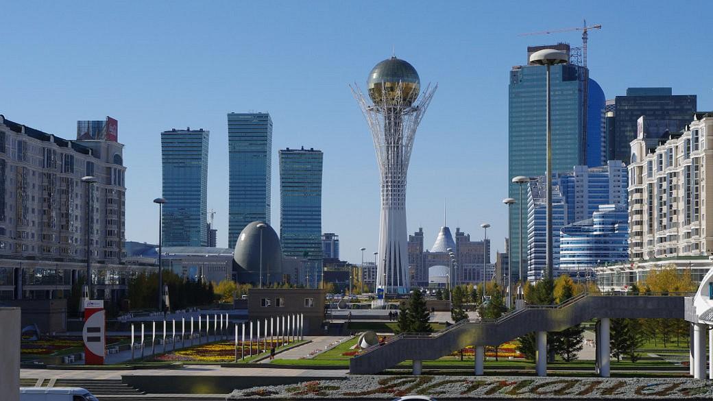 Kasachstan, Astana