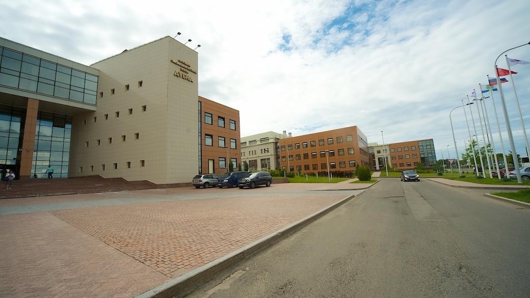 Industriepark Dubna