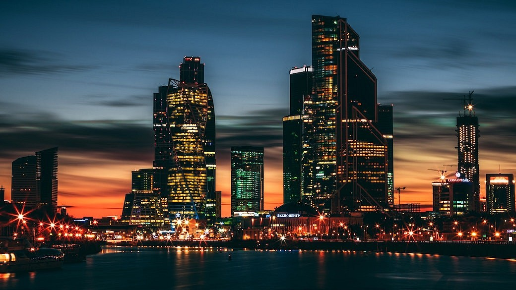 Moskau City / Moscow City