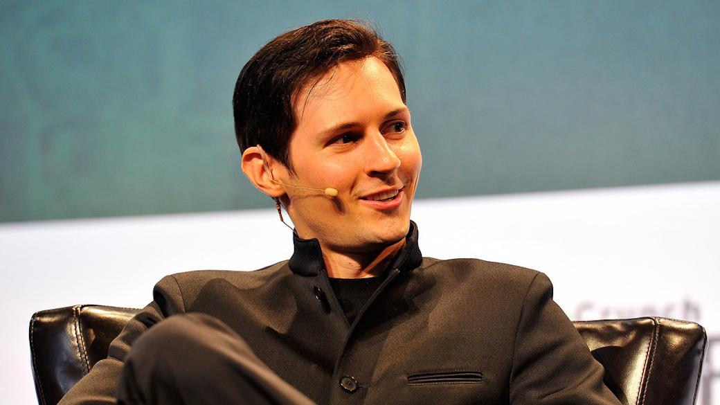 VK- und Telegram-Erfinder Pawel Durow