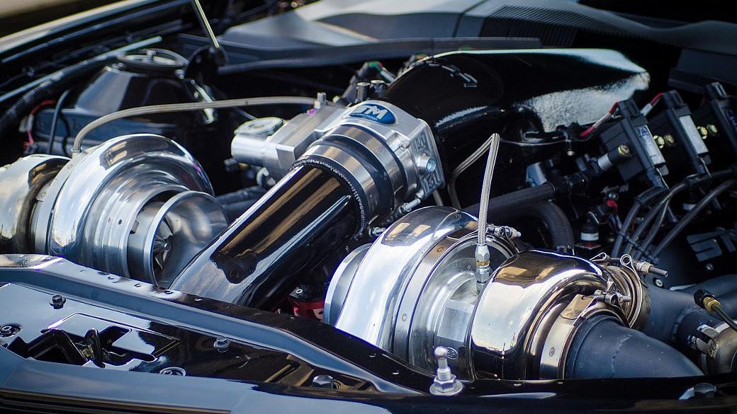 Motor, Innenraum, Auto