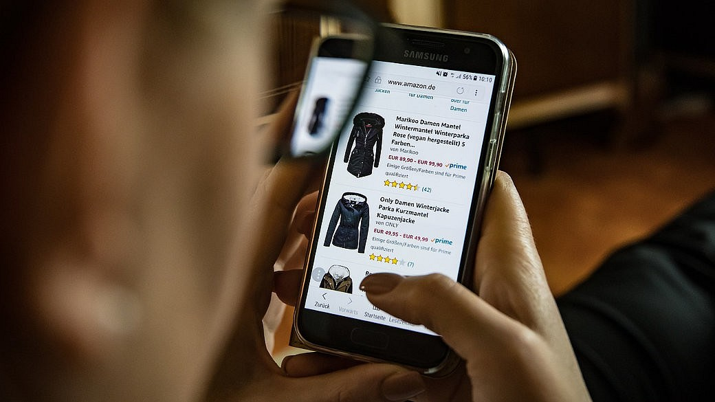 Handy, Online, Amazon
