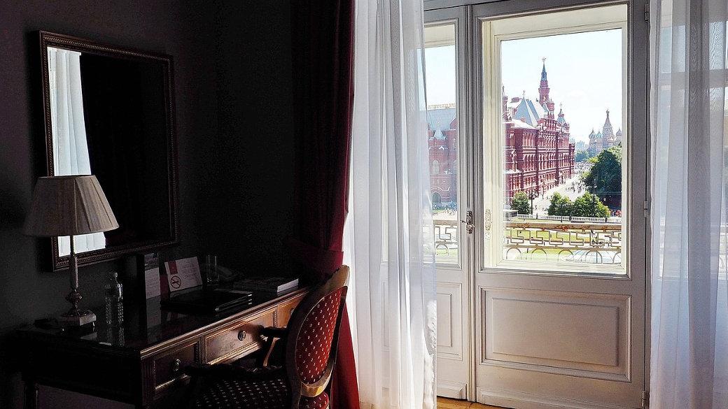 Wohnung in Russland