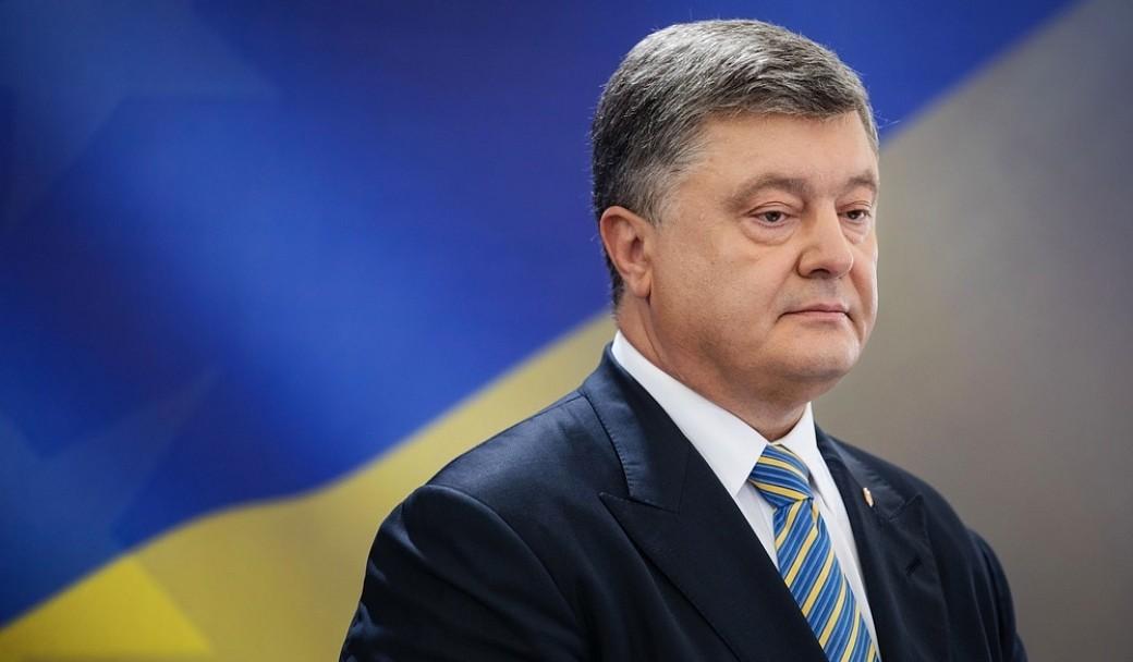Ukrainischer Präsident Petro Poroschenko