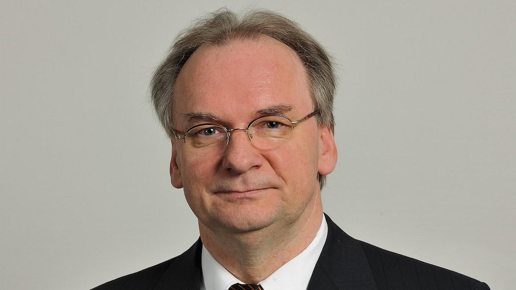 Reiner Haseloff (CDU), Ministerpräsident von Sachsen-Anhalt