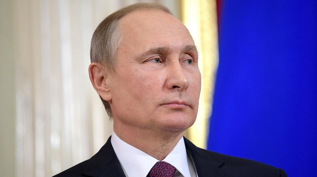 Putin, Präsident