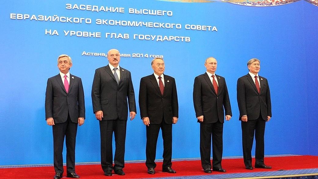 Eurasische Wirtschaftsunion, EAWU