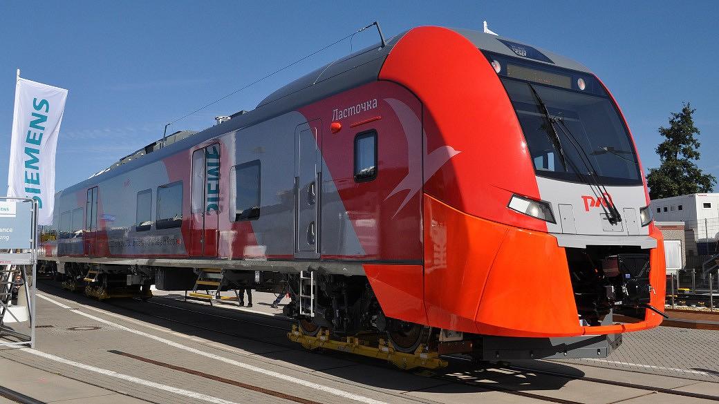 Siemens-Zug, Russland