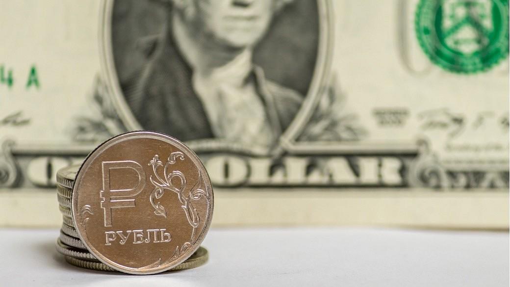 Dollar-Rubel-Wechselkurs