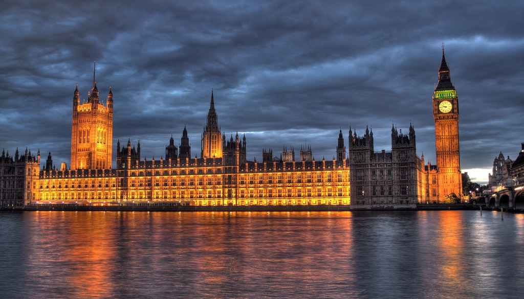 The British Parliament and Big Be