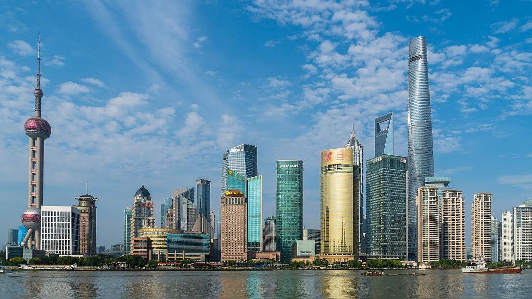 Shanghai, Skyline