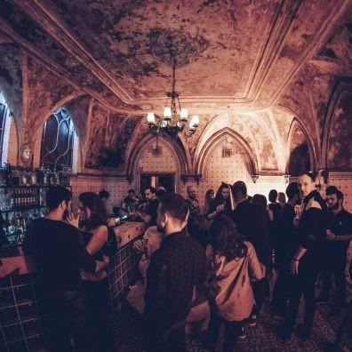 Squat, Moscow Club