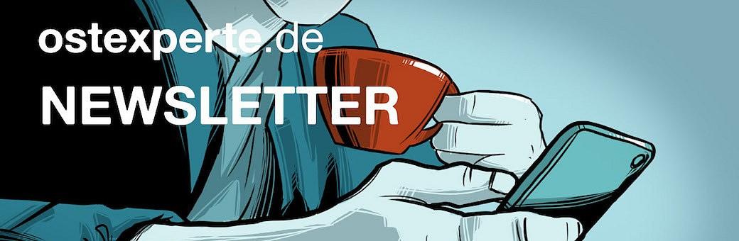 Ostexperte.de-Newsletter