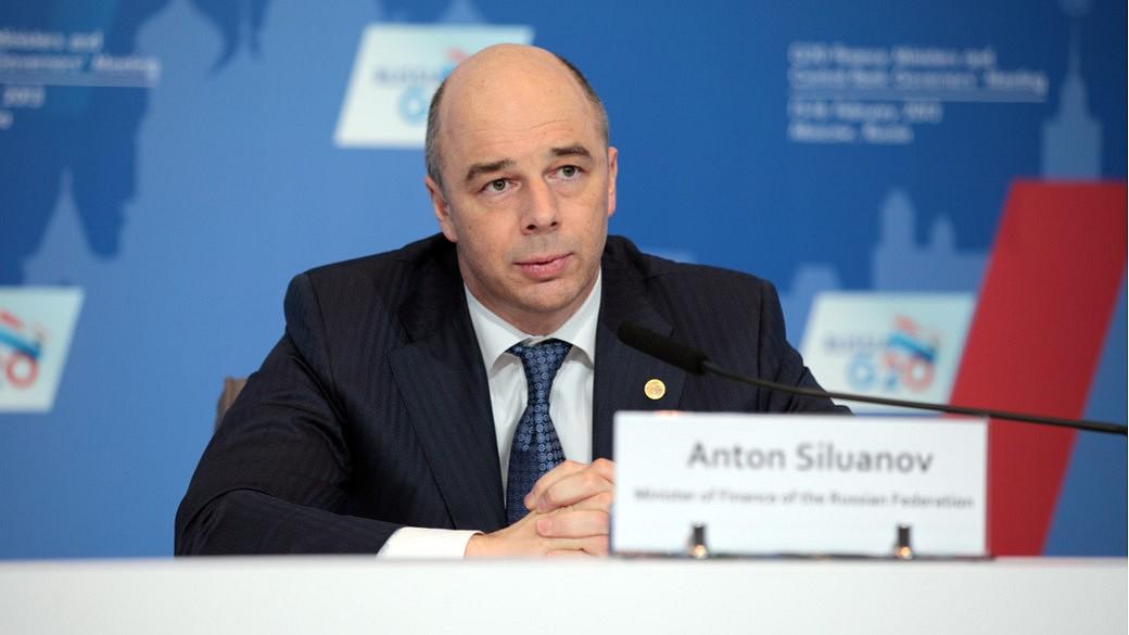 Russischer Ex-Finanzminister Anton Siluanow