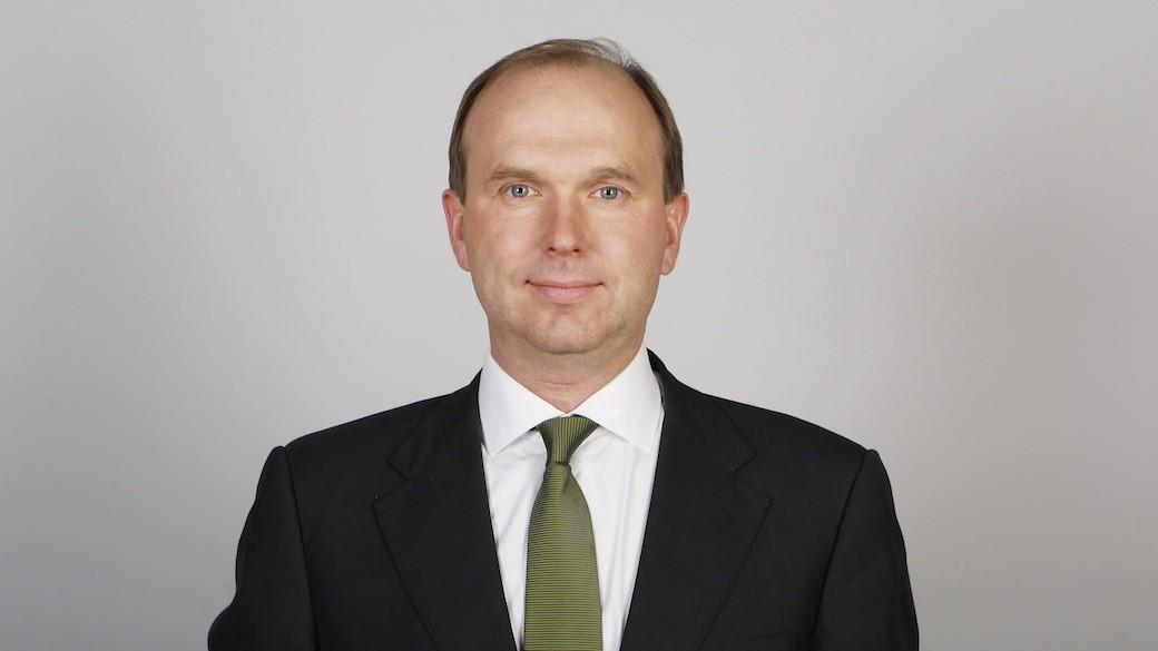 Alexey Kirichek, CEO Lokomotive Moskau