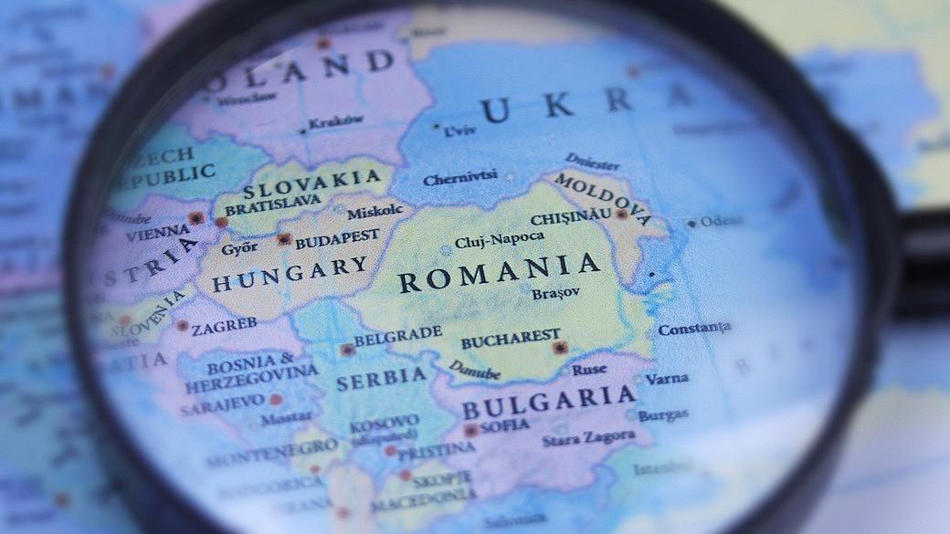 Osteuropa Karte