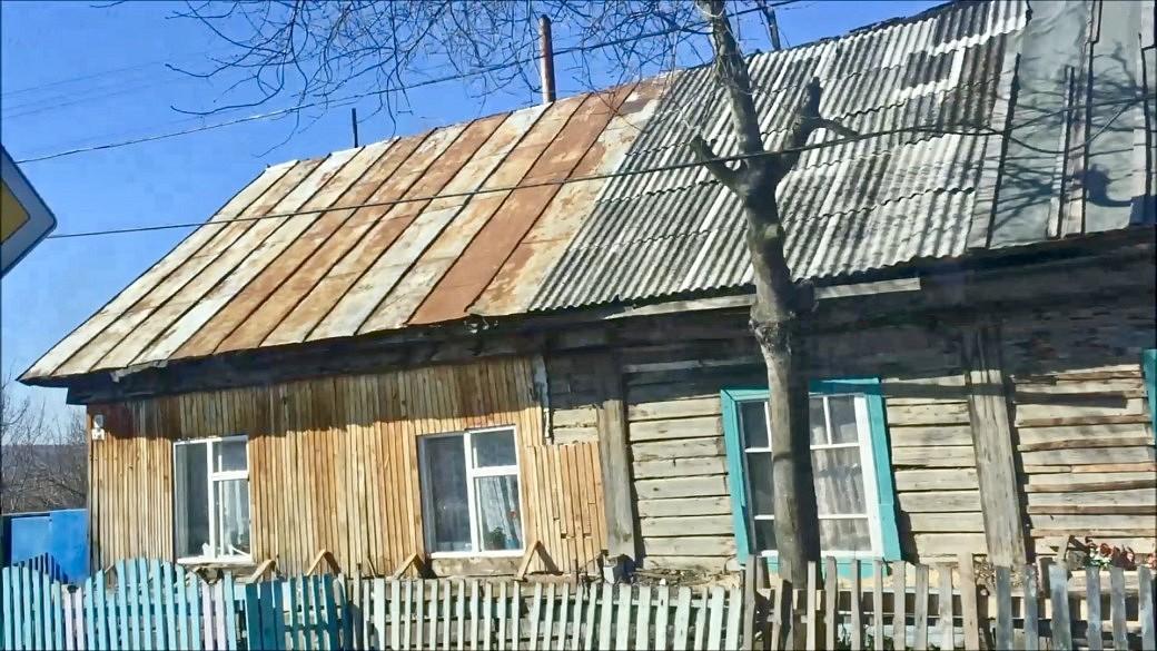 Dorf Bonino in Russland