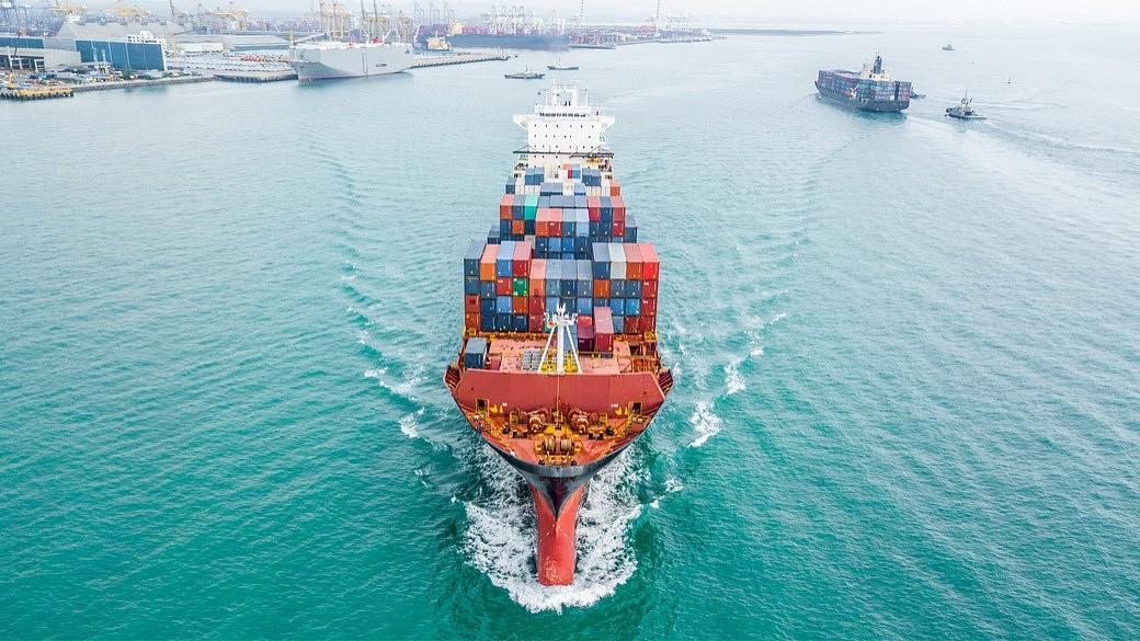 Import und Export aus den USA