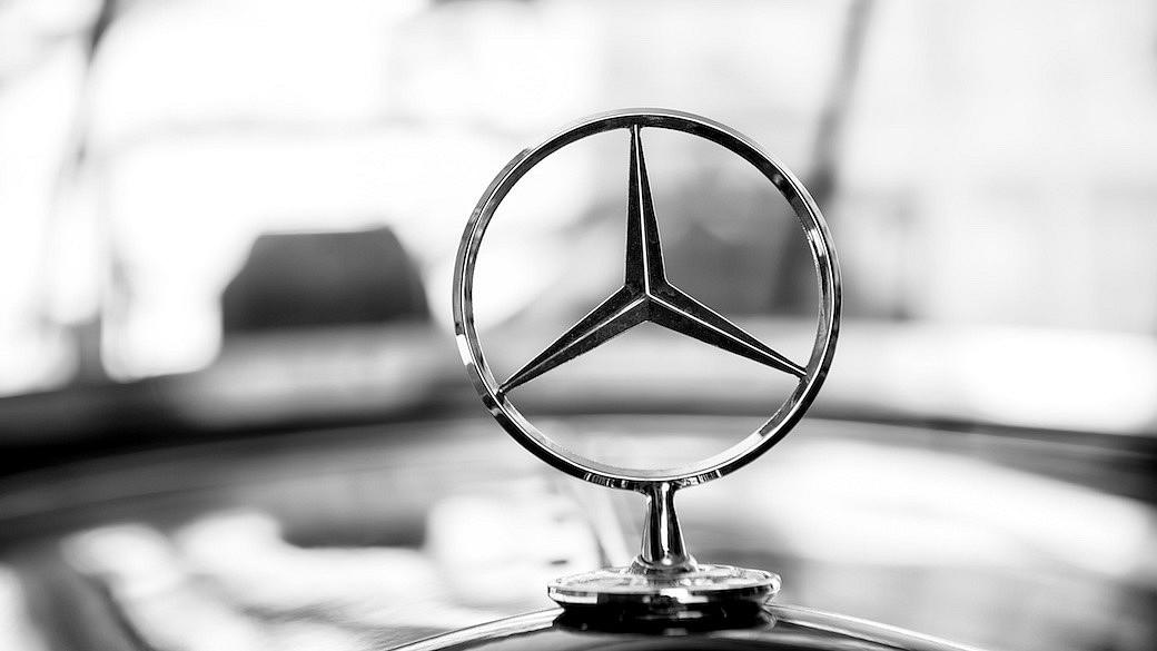 Mercedes Benz Stern Daimler