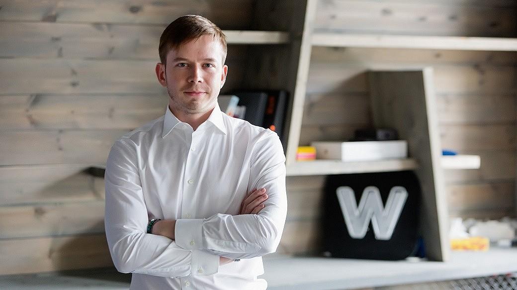 Anton Chirkunov, CEO Wheely
