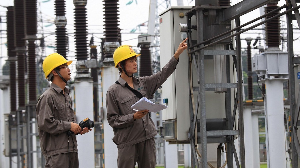 SGCC China Strom