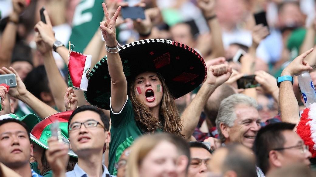 WM Fans Mexiko