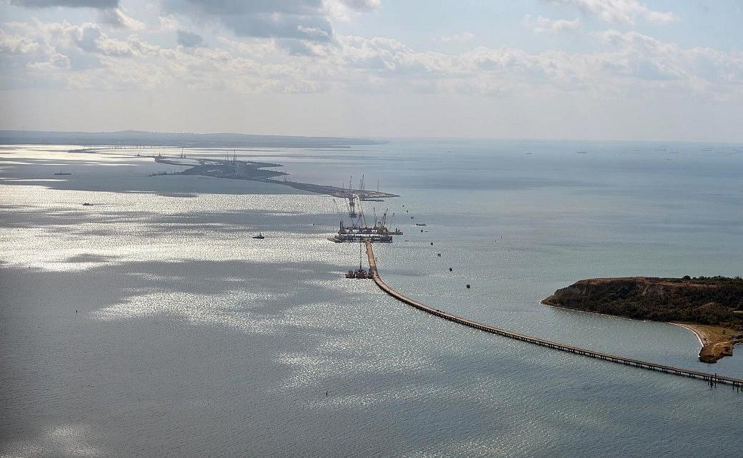 Krim Brücke