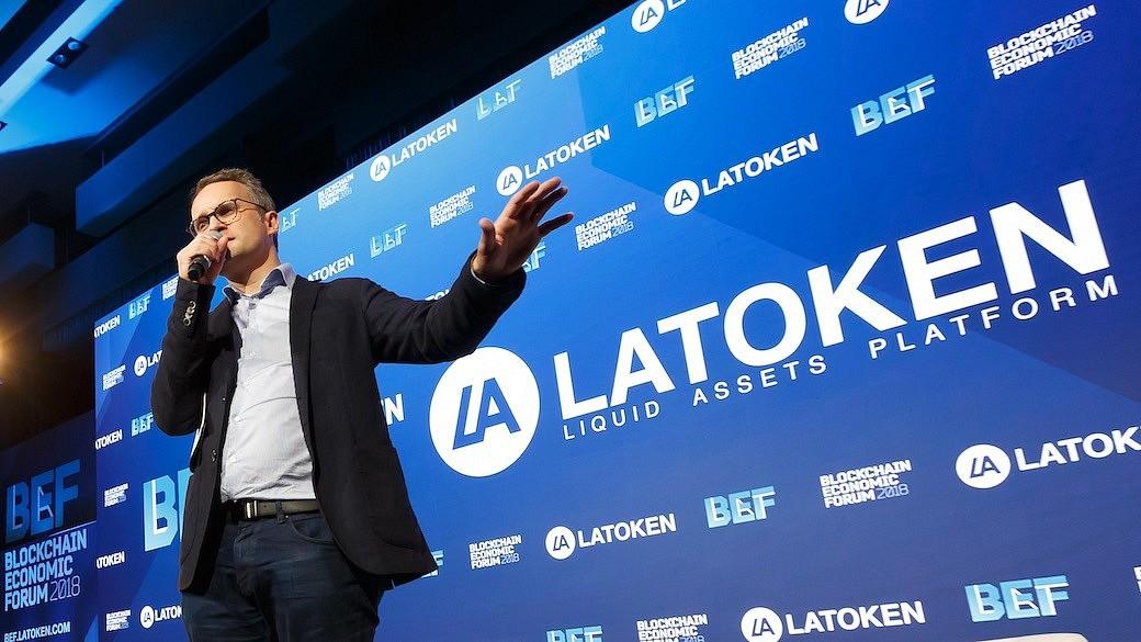 LAToken, Valentin Preobrazhensky